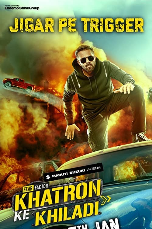 Khatron Ke Khiladi Made In India (16th August 2020) Hindi 250MB HDTV 480p Download