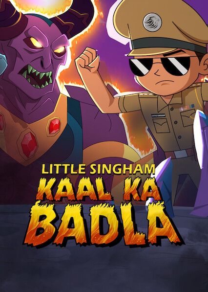 Little Singham Kaal Ka Badla (2020) Hindi 200MB NF WEB-DL 480p ESubs