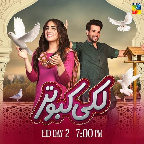 Lucky Kabootar (2020) Urdu 300MB HDTVRip 480p Download