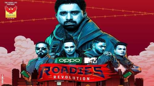 MTV Roadies Revolution (22th August 2020) Hindi 200MB HDTV 480p