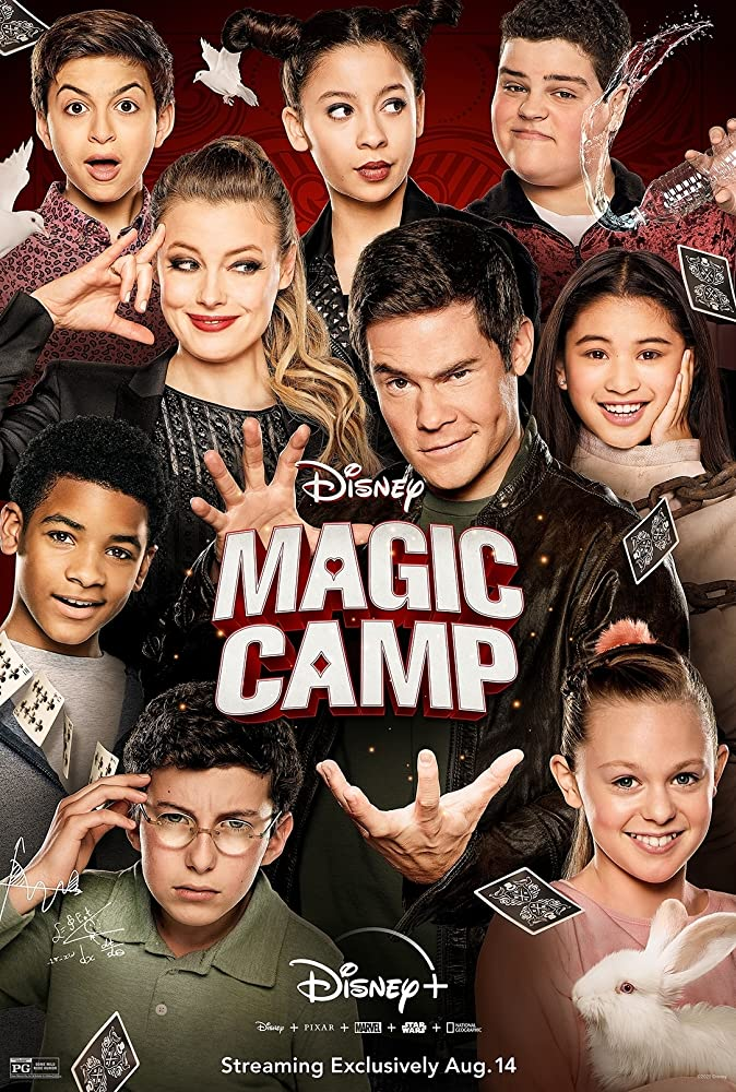 Magic Camp 2020 English 720p HDRip 800MB