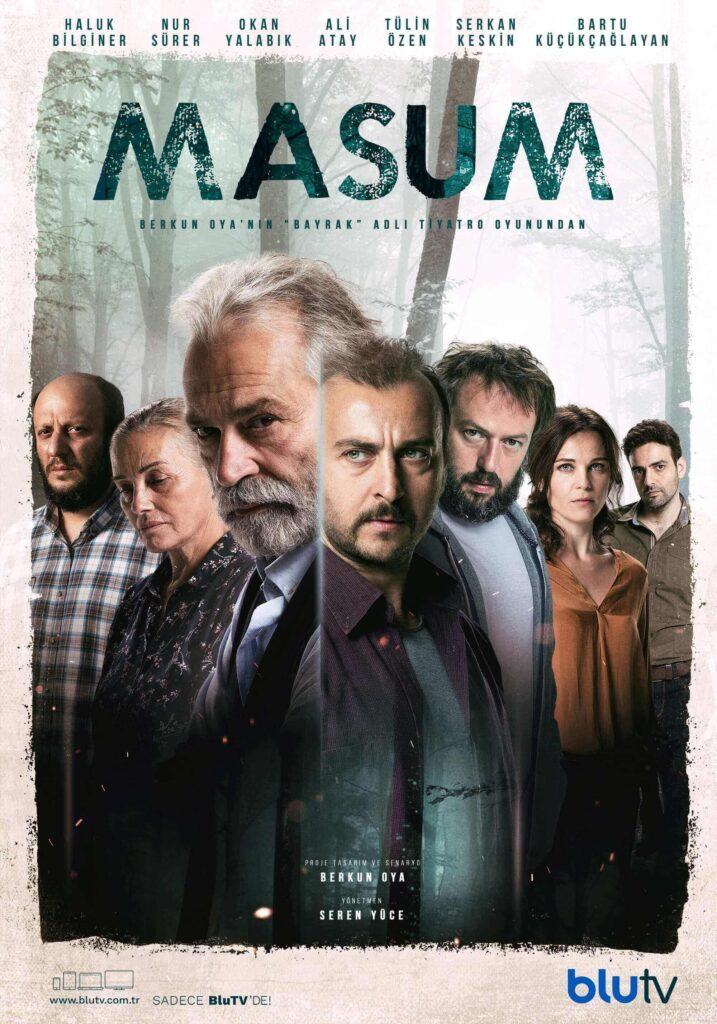 Masoom (2020) Hindi Season 1 Complete Mx Player 480p HDRip 900MB Download