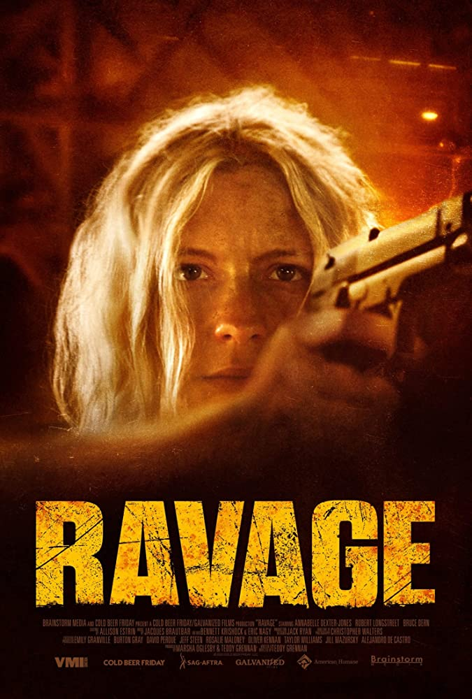 Ravage 2020 English 300MB HDRip 480p Download
