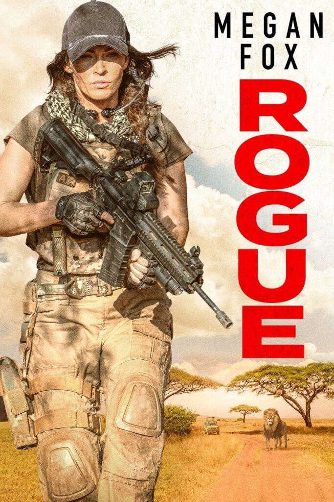 Rogue 2020 English 300MB BluRay 480p ESubs Download