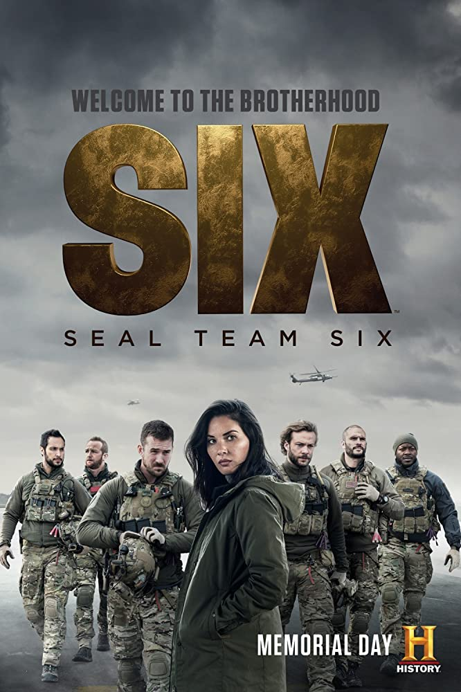 SIX (Season 1) EP02 Dual Audio [Hindi-DD5.1] 720p HDTV 300MB Download