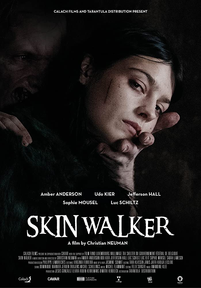 Skin Walker (2019) Dual Audio Hindi 300MB HDRip 480p Download