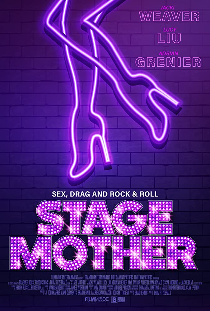 Stage Mother 2020 English 300MB AMZN HDRip 480p ESubs Download