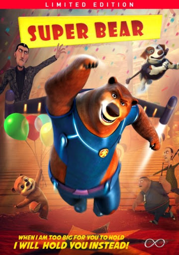 Super Bear (2019) Dual Audio Hindi ORG 250MB HDRip 480p ESubs Download