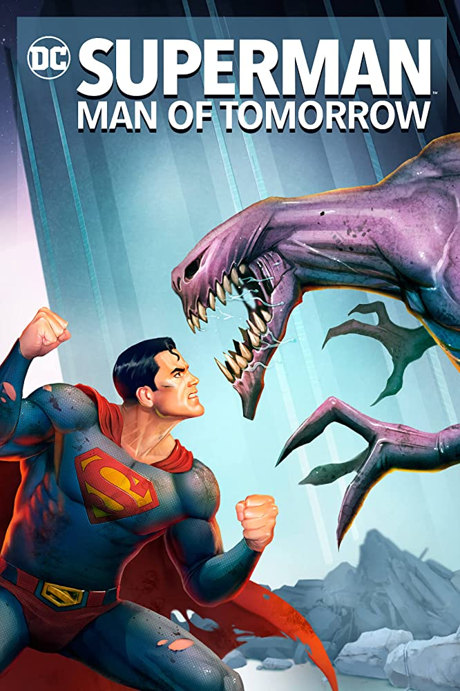 Superman Man: of Tomorrow 2020 English 300MB HDRip 480p Download