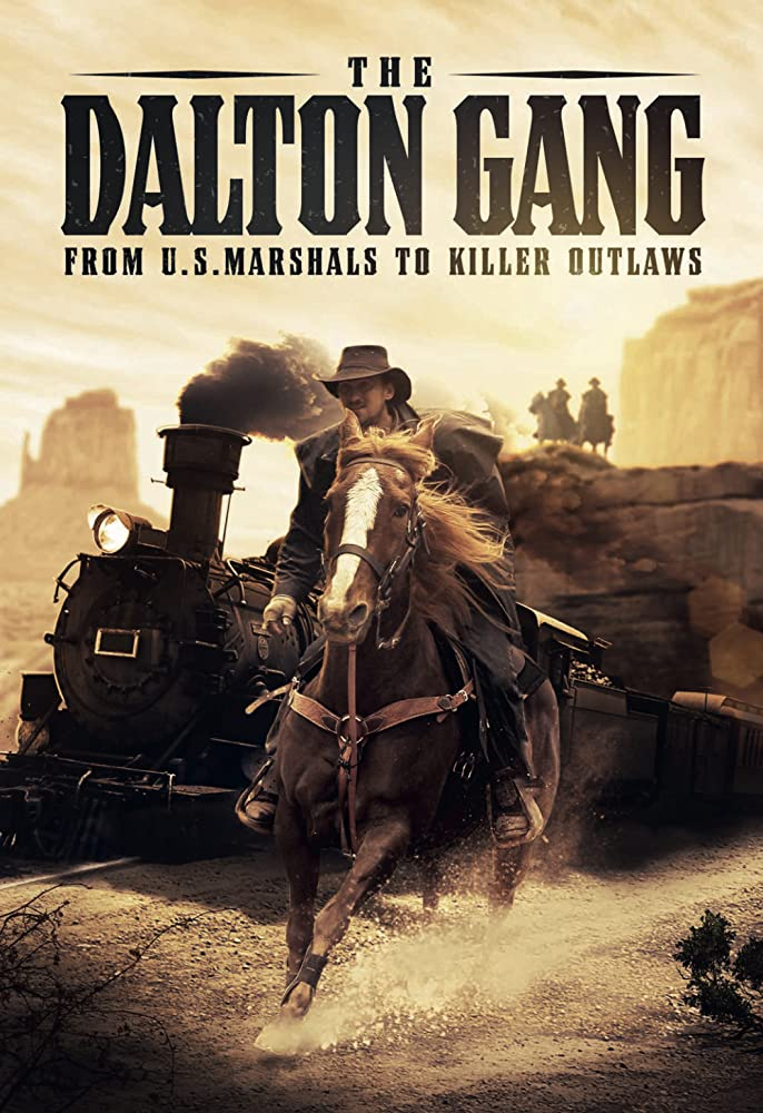 The Dalton Gang (2020) Dual Audio Hindi 300MB WEBRip 480p Download