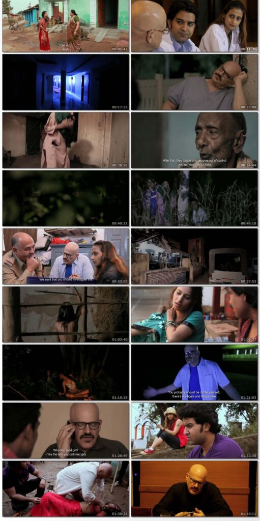 The Dark Secrets Of Tonhi (2020)