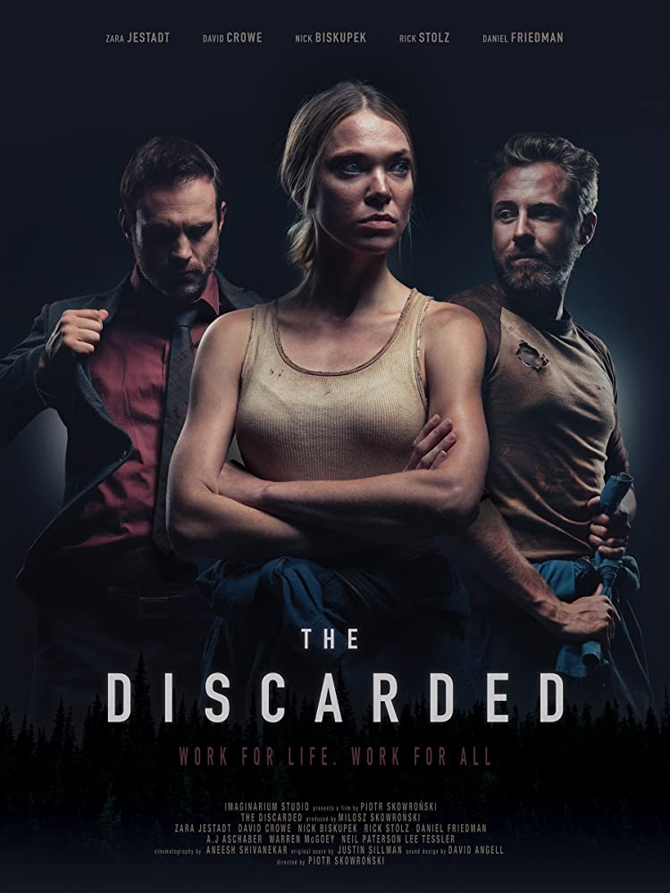 The Discarded 2020 Dual Audio Hindi 300MB HDRip 480p Download..