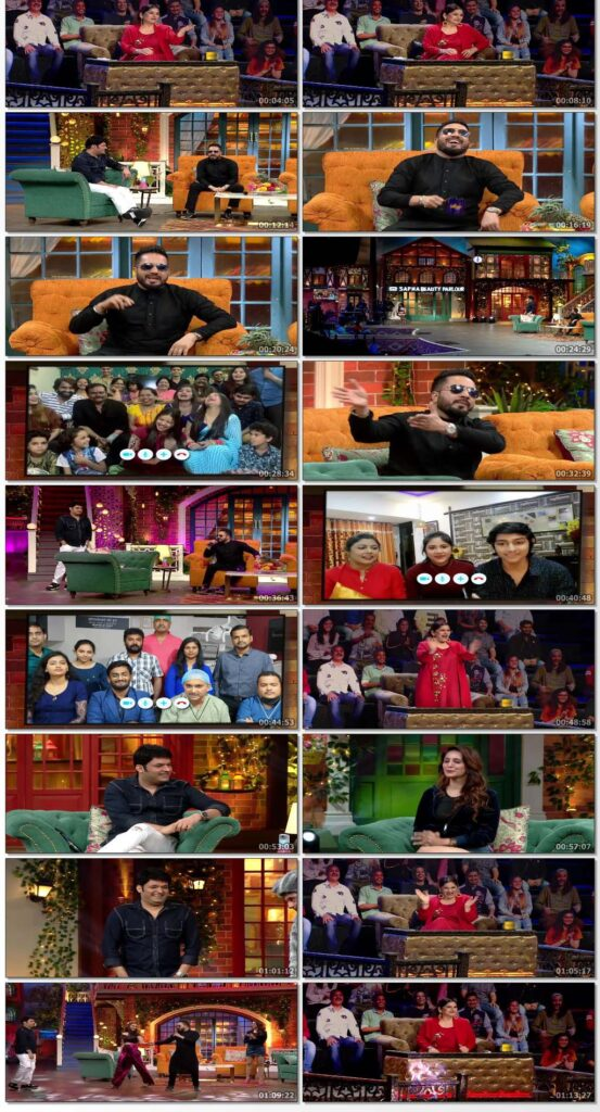 The Kapil Sharma Show Season 2 (22th August 2020) Hindi 250MB HDRip 480p..