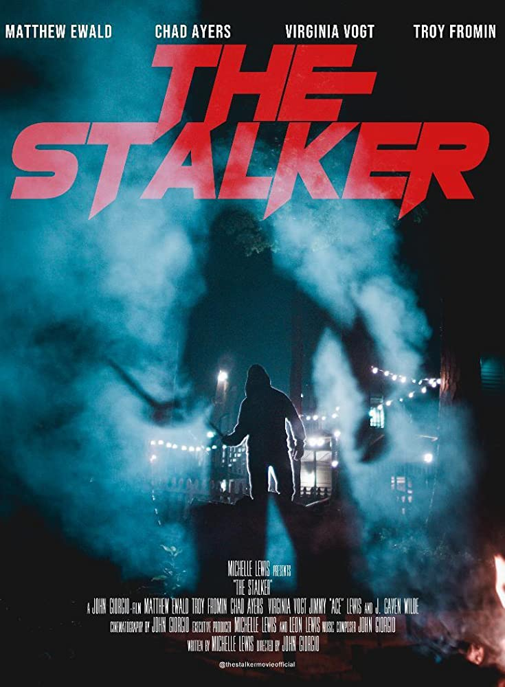 The Stalker 2020 English 300MB HDRip 480p ESubs Download