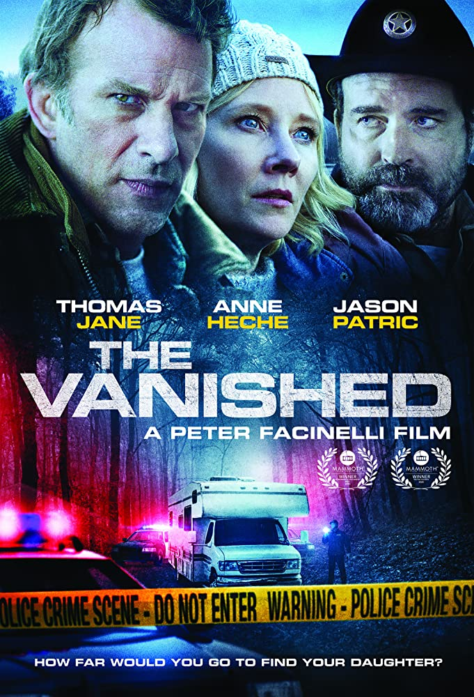 The Vanished 2020 English 300MB HDRip 480p ESubs Download