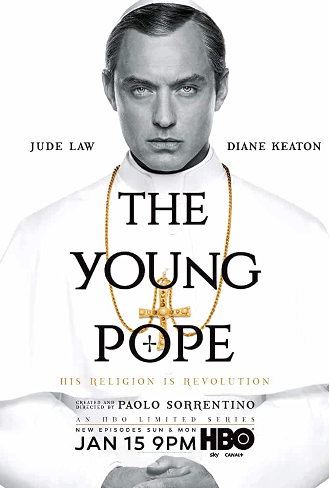The Young Pope S01 2020 Complete Hindi Dubbed 720p HDRip 3.9GB Download