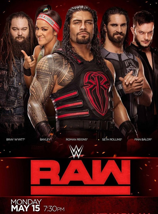 WWE Monday Night Raw (24 August 2020) English 720p HDTV