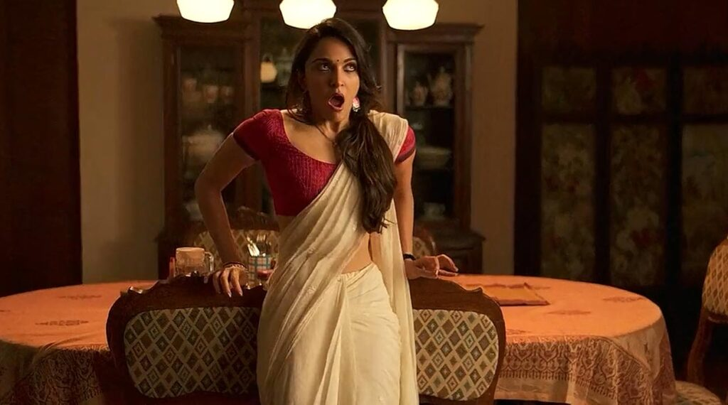 Kiara Advani Hot scenes from Lust Stories, Kabir Singh and Good Newwz