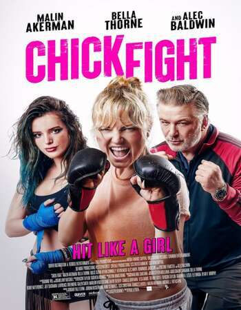 Chick Fight 2020 English 350MB Web-DL 480p ESubs