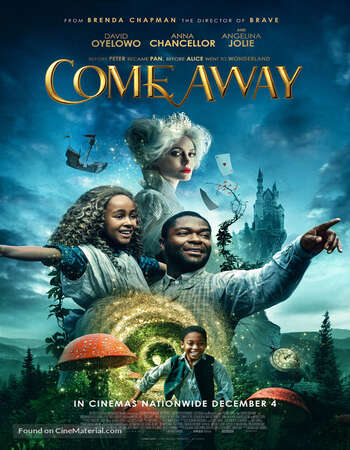 Come Away 2020 English 720p Web-DL 700MB ESubs