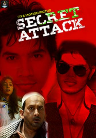 Secret Attack (2020) Hindi 720p Hydric 700MB