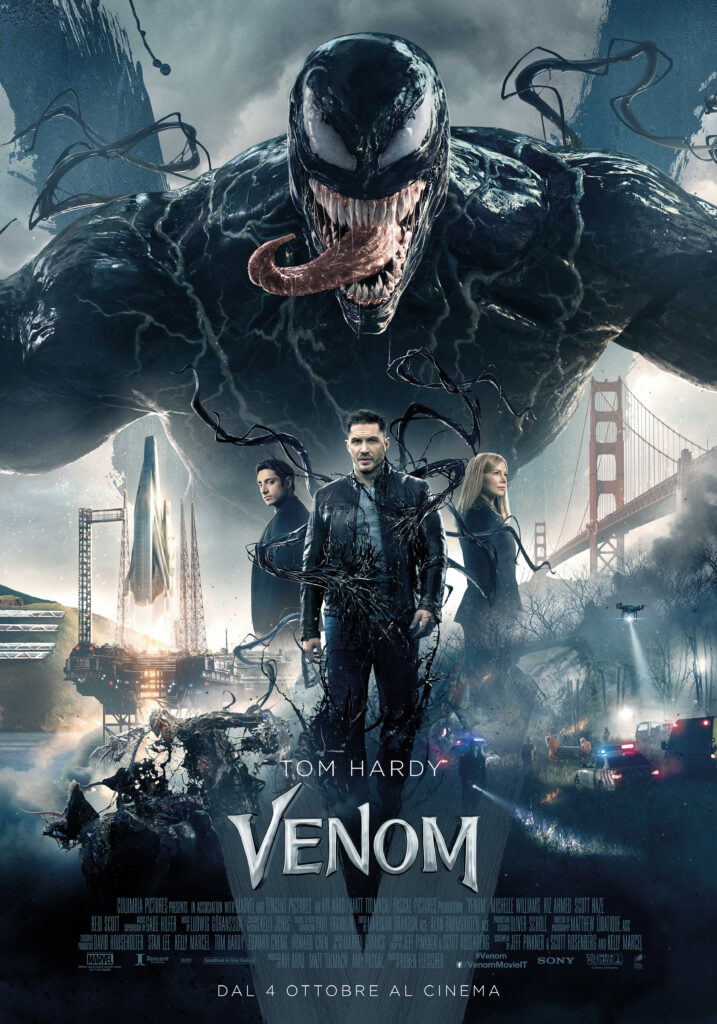 Venom 2021 Hindi Dubbed 480p HDRip 300MB Download