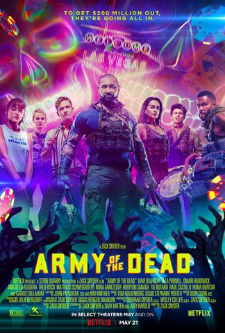 Army of the Dead (2021) English 450MB HDCAM 480p Download