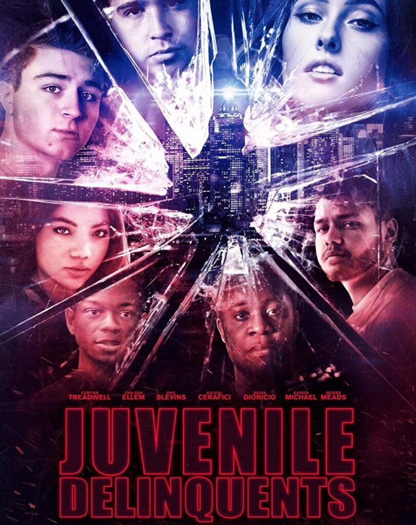 Juvenile Delinquents 2021 English 720p HDRip 850MB Download