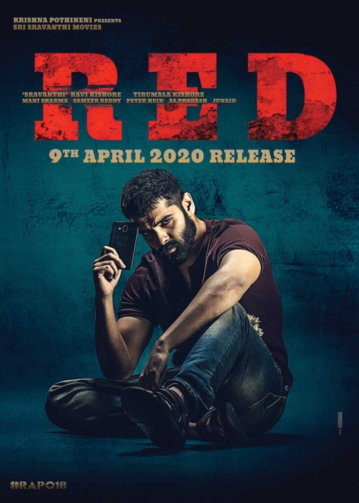 Red 2021 Hindi Dubbed 720p WEB-DL x264 AAC 980MB Download