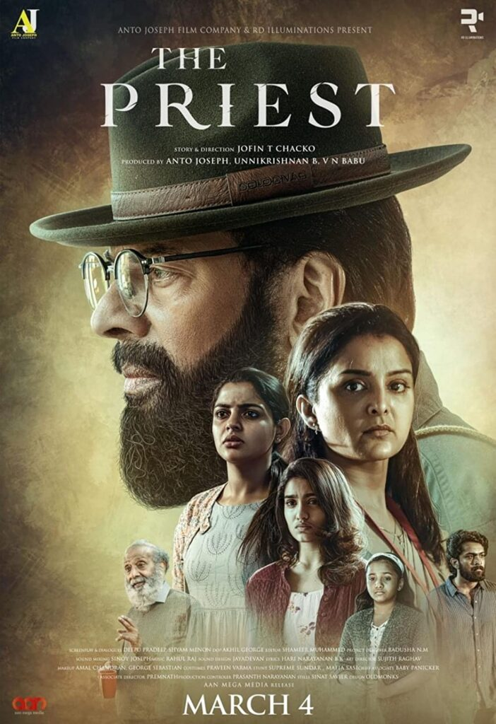 The Priest (2021) Hindi Dubbed HDRip x264 550MB Download
