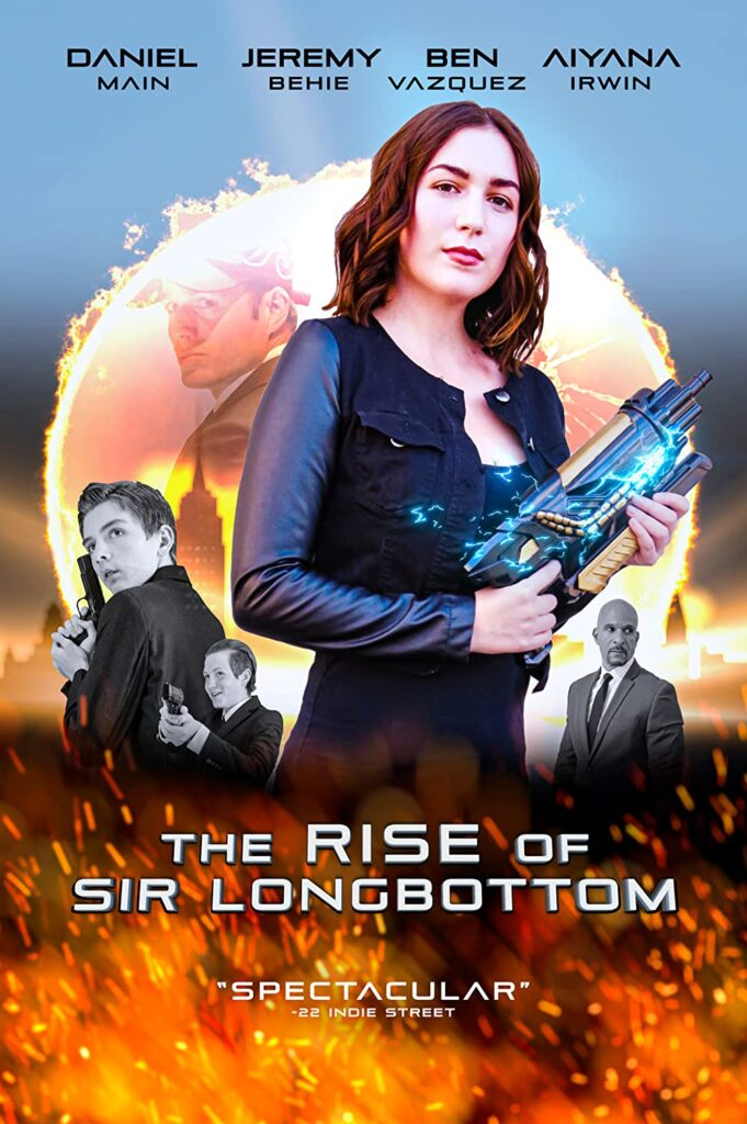 The Rise of Sir Longbottom 2021 English 720p HDRip 750MB Download
