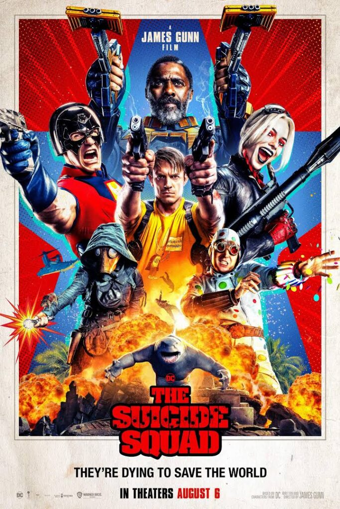 The Suicide Squad 2021 Hindi Dubbed 720p HDRip 950MB Download