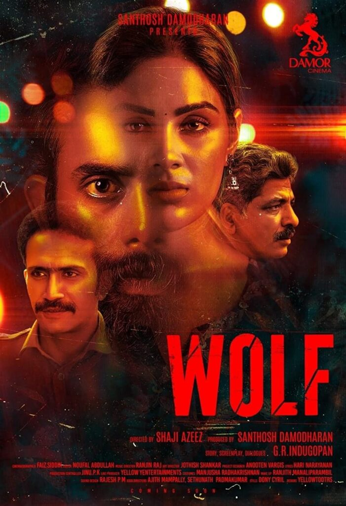 Wolf (2021) Hindi Dubbed 720p HDRip x264 900MB Download