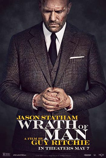 Wrath of Man (2021) English 720p HDCAM 850MB Download