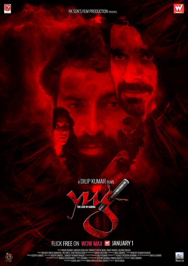 Yug The Law Of Karm (2021) Hindi HDRip x264 350MB Download