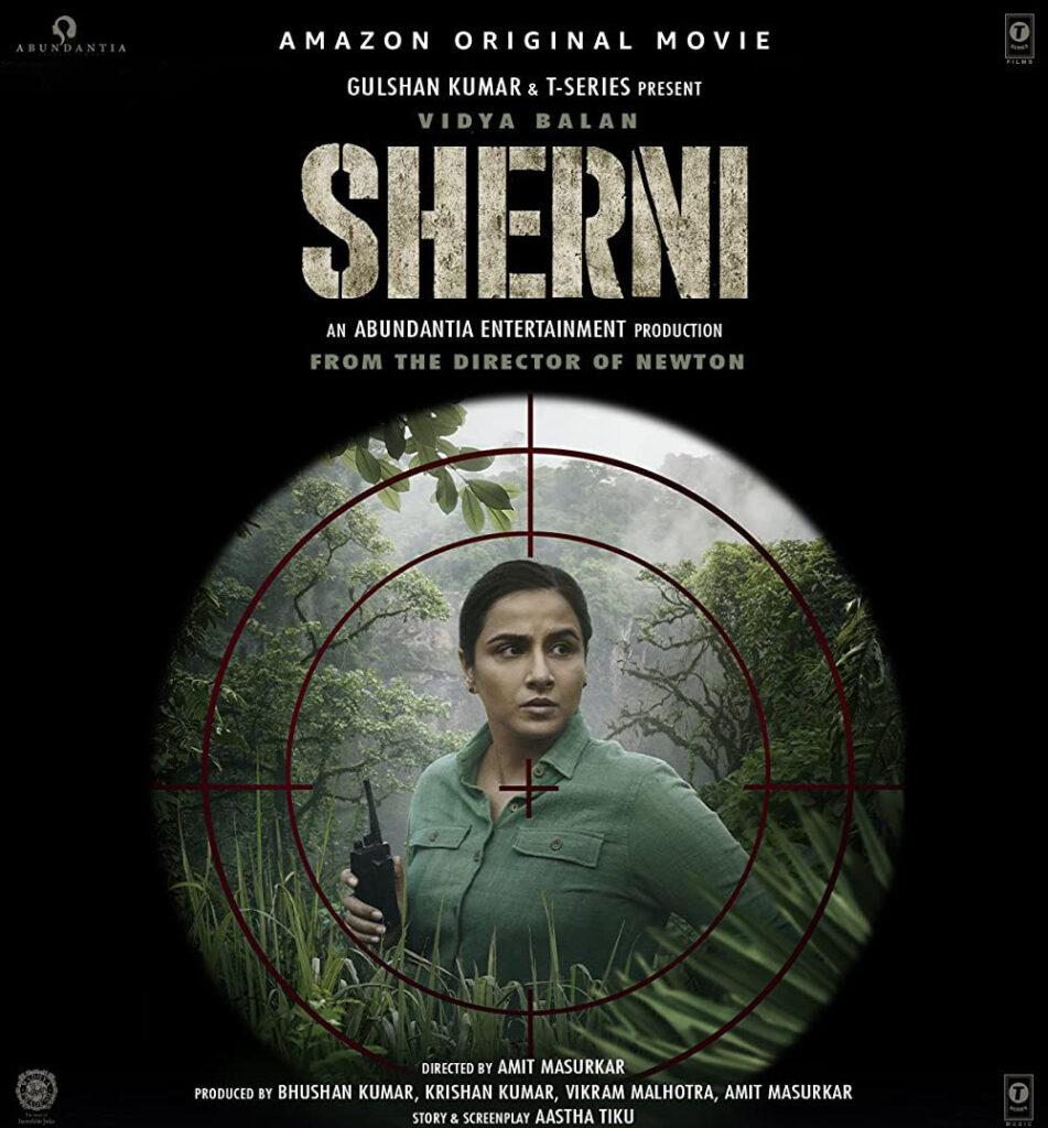 Sherni (2021) Hindi Movie 720p HDRip 950MB Download