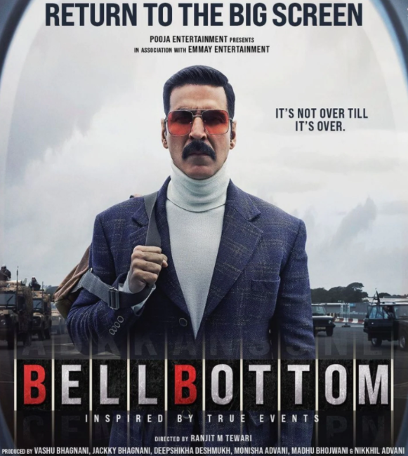 Bellbottom (2021) Hindi Movie 480p HDRip 950MB Download