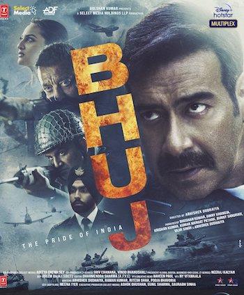 Bhuj The Pride of India 2021 Hindi 1080p HDRip 1.9GB Download