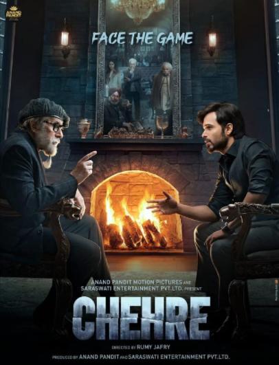 Chehre (2021) Hindi Movie 480p HDRip 950MB Download