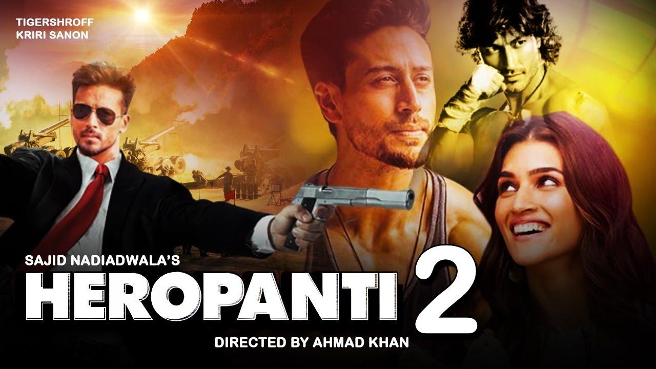 Heropanti 2 (2021) Hindi Movie 480p HDRip 900MB Download