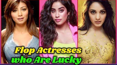 Top10 flop Bollywood Actresses